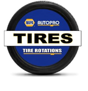 Full tire services and rotations