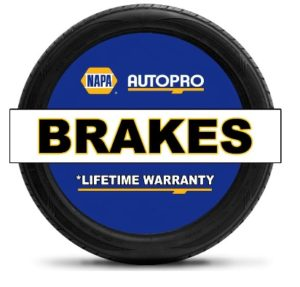 Full brake service and repair